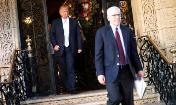 Trump Has A Different Leadership Style David Rubenstein Plays It By The Book Books The Guardian