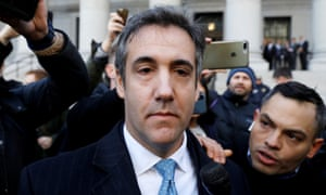 Michael Cohen, Donald Trump's former lawyer, has cooperated with the investigation being conducted by Robert Mueller.