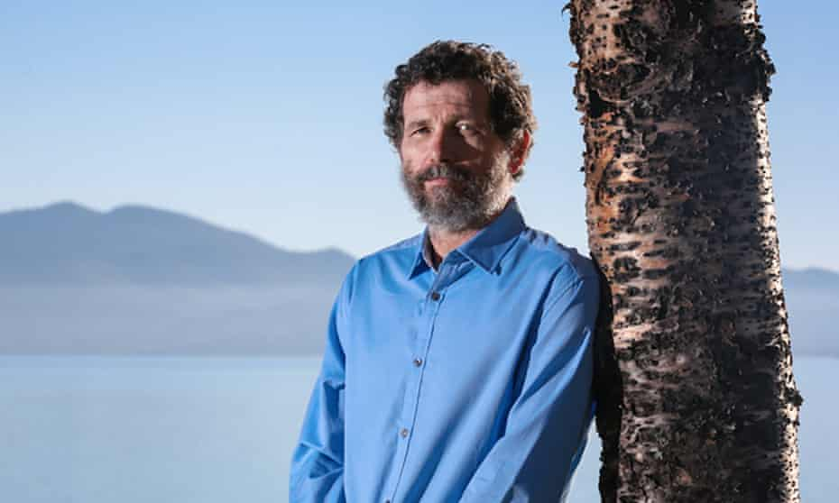 Former James Cook University professor Peter Ridd