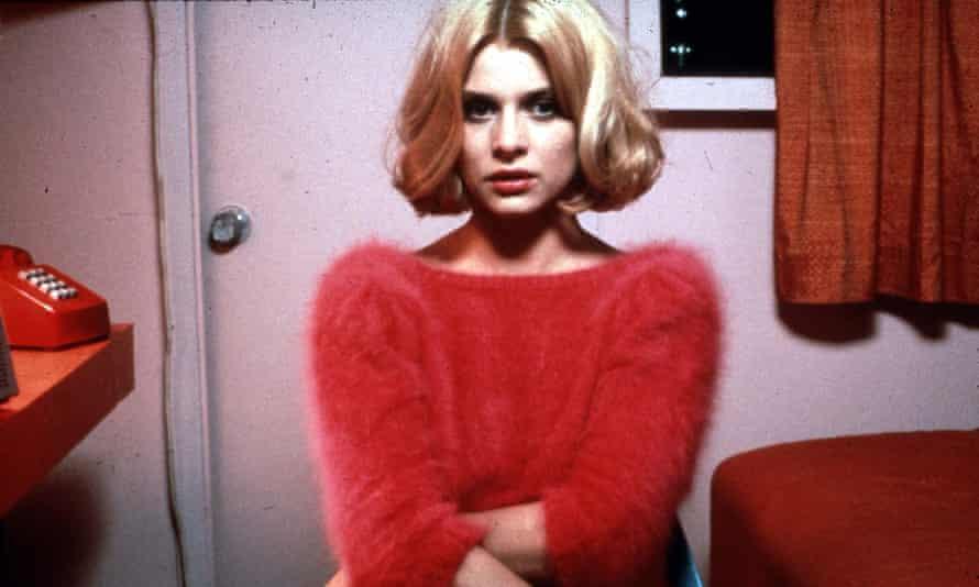 1984 Palme d'Or winner Paris, Texas, starring Nastassja Kinski.