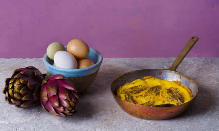 La truita – the Catalan omelette