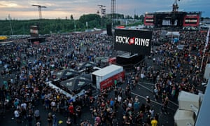 Rock Am Ring Festival In Germany Evacuated Over Terrorist