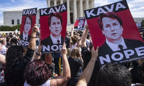 The politics minute: opposition to Kavanaugh increases among voters