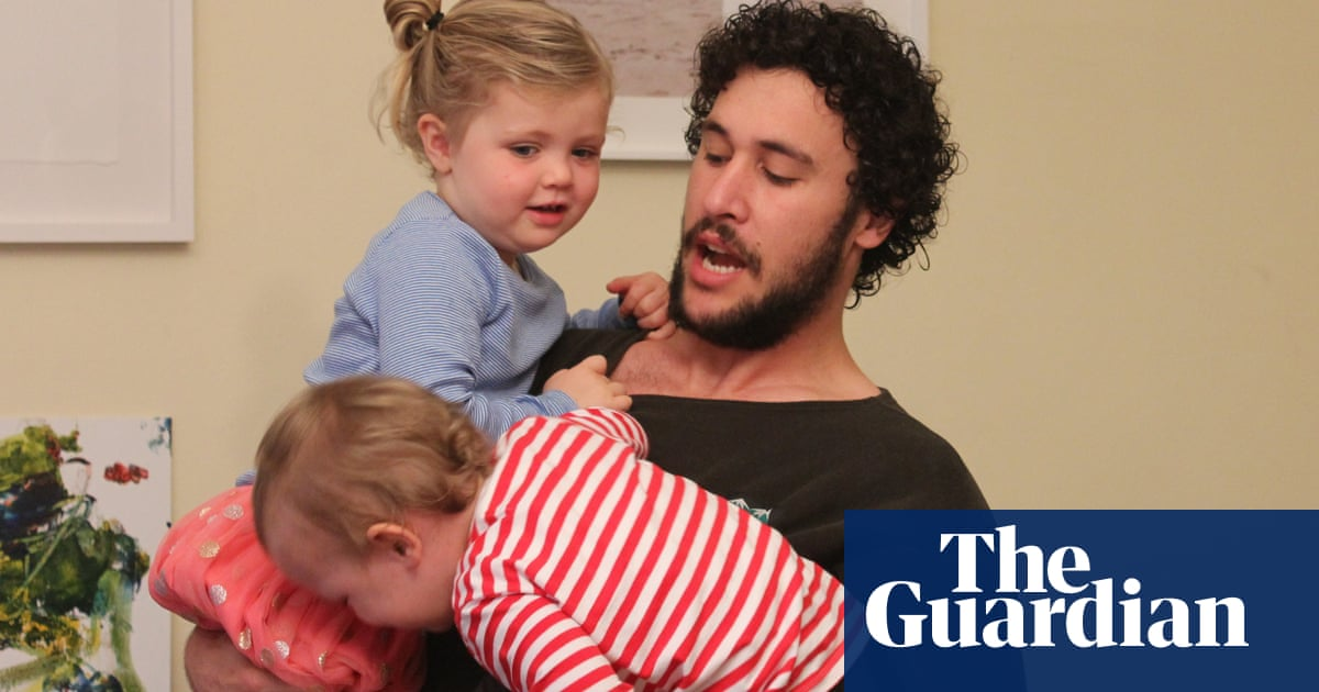 0fd6e289 How to Dad: New Zealander Jordan Watson on how his parenting went viral    Life and style   The Guardian