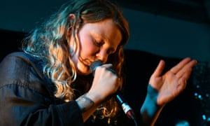 Kate Tempest … one of the interviewees in A Seat at the Table.