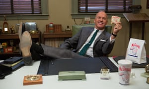 'Sanitised and sympathetic': Michael Keaton as Ray Kroc in The Founder.