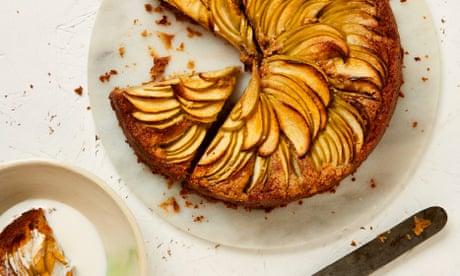 Meera Sodha's vegan recipe for apple pudding cake