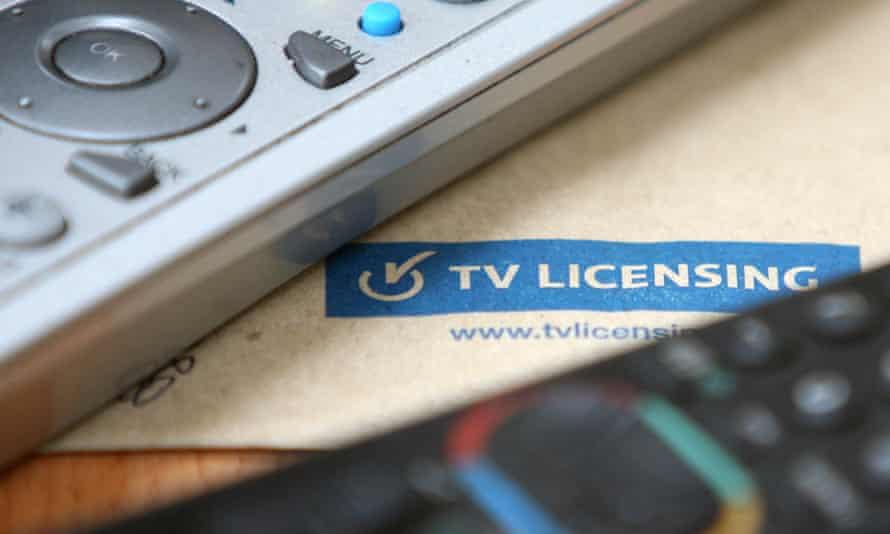 TV licensing letter