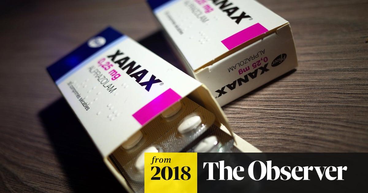 Anxious Teenagers Buy Xanax On The Dark Web Society The Guardian