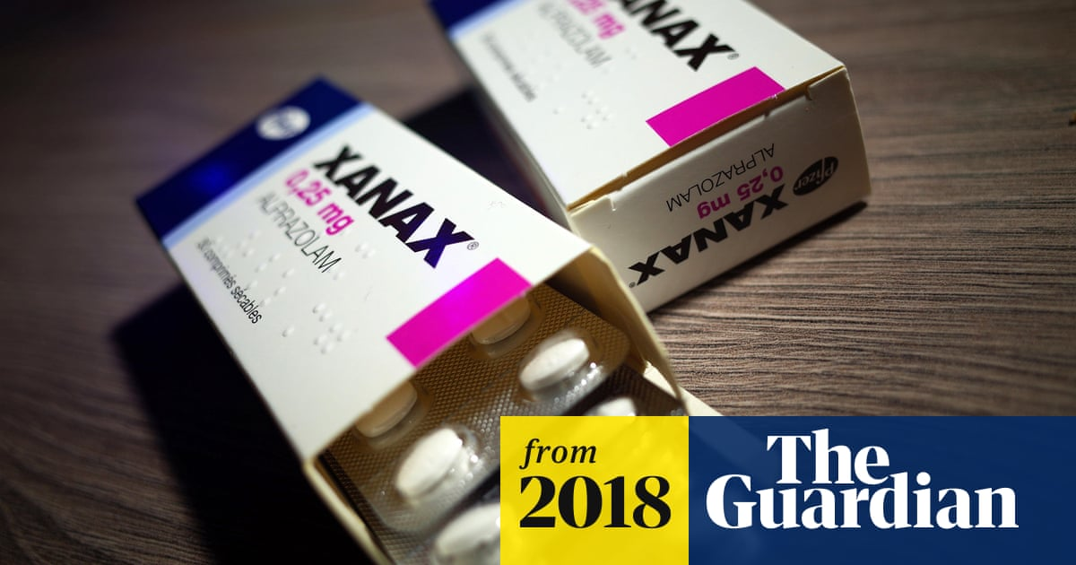 It Reduces People To Zombies Uk Readers On Xanax Misuse Society The Guardian