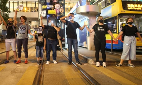 The Hong Kong Way protest shows enchantment is a powerful weapon
