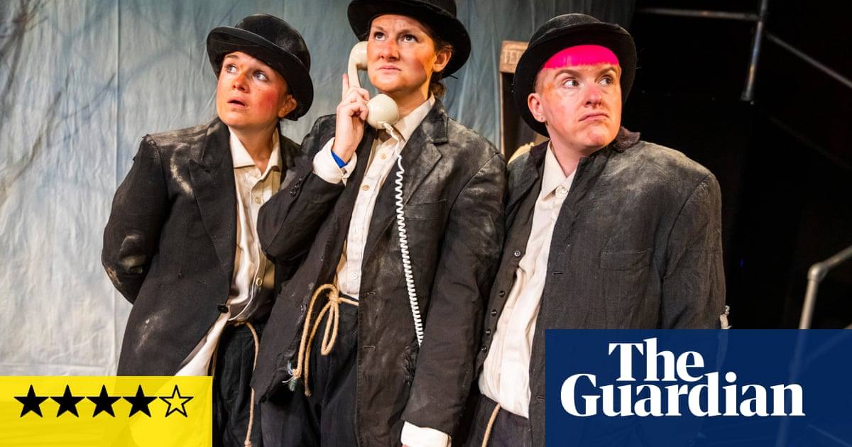 Godot Is a Woman review – cheeky, geeky take on Beckett's men-only rule