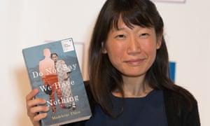 Canadian author Madeleine Thien.