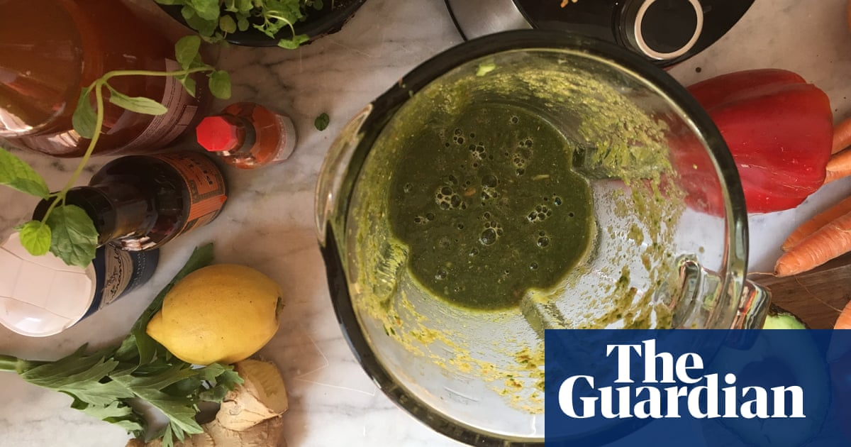 Drink your salad: the rise of the savoury smoothie