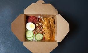 Ayam Rendang, Dapur Restaurant, Lambs Conduit Passage, Holborn
