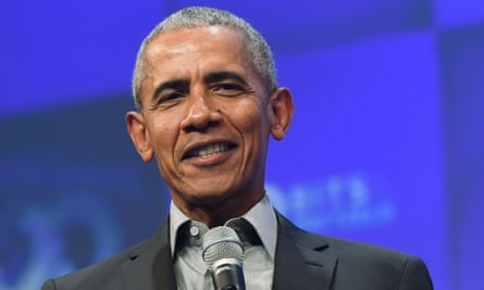 Barack Obama on 29 September 2019.