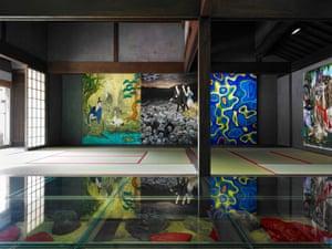 Teshima Yokoo House on Teshima,