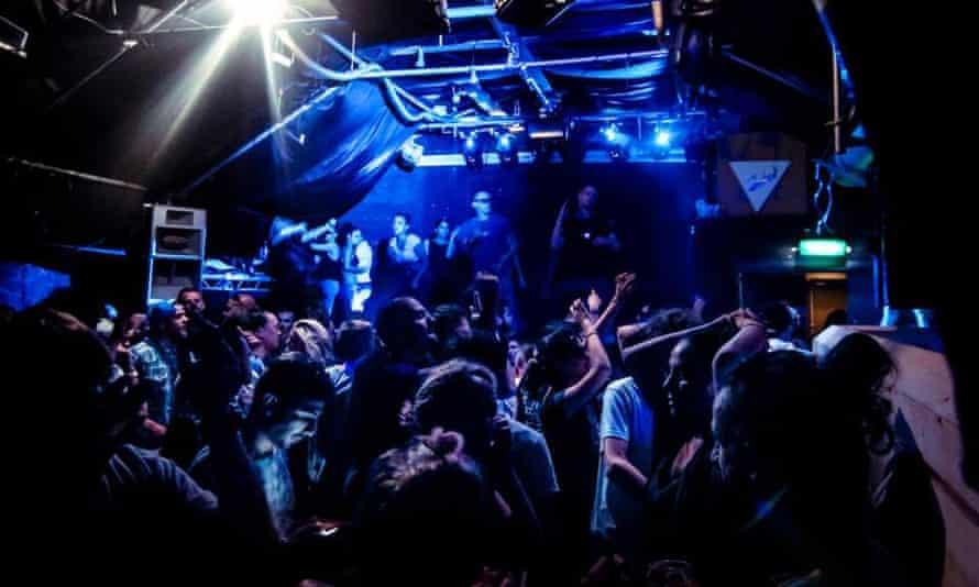Corsica Studios nightclub