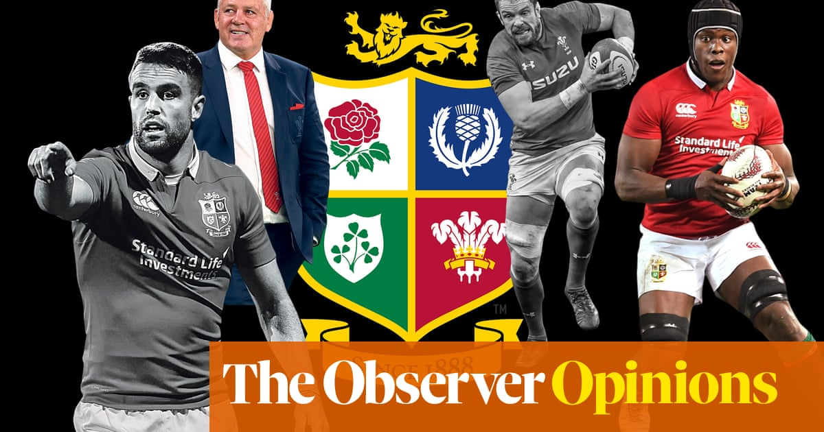 Lions tour has mutated from romantic adventure to frenzied orgy