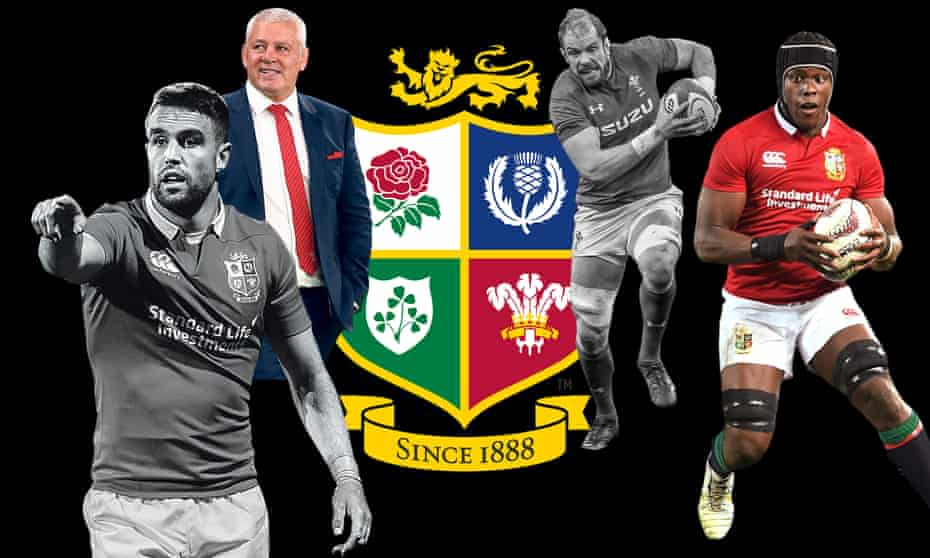 Warren Gatland is set to take the British & Irish Lions to South Africa later this year.