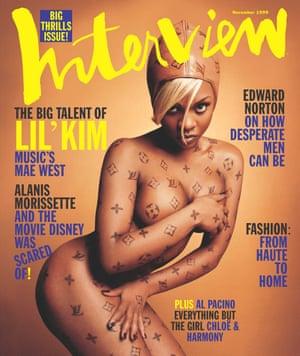 Lil Kim November 1997