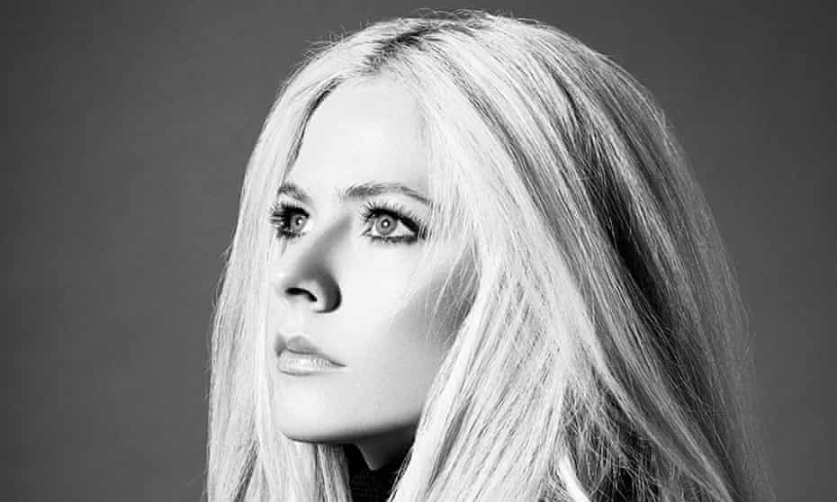 'Could be by anyone' ... Avril Lavigne.