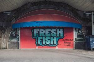 Fishmongers, 11 Atlantic Road.
