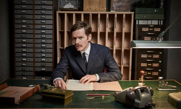 Endeavour: it's Inspector Morse with a moustache – and