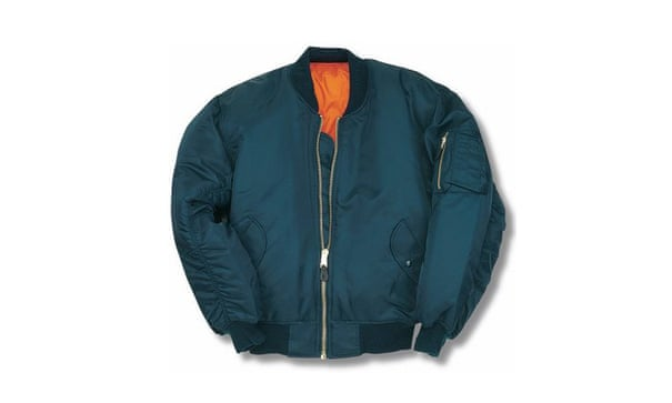 a83737118 From bouncers to Calvin Klein models: the rise of the MA-1 bomber ...