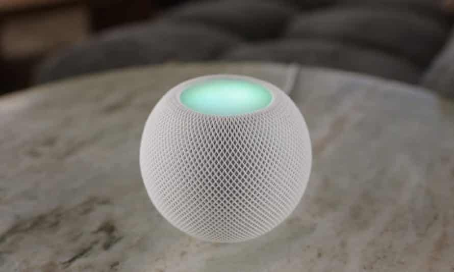 Apple's new HomePod Mini