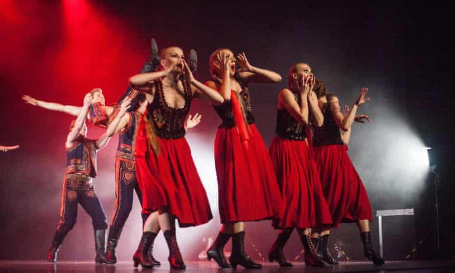 Śląsk perform with Felicita at Unsound
