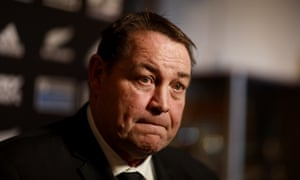 All Black coach Steve Hansen, who is a former police officer, said domestic violence was 'a big part of our society' and so rugby was bound to have people who had been 'involved in this'.
