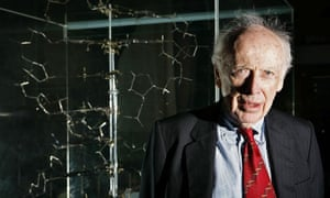 James Watson in 2007.