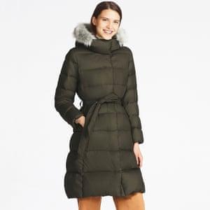Coat, 89.90, Uniqlo.