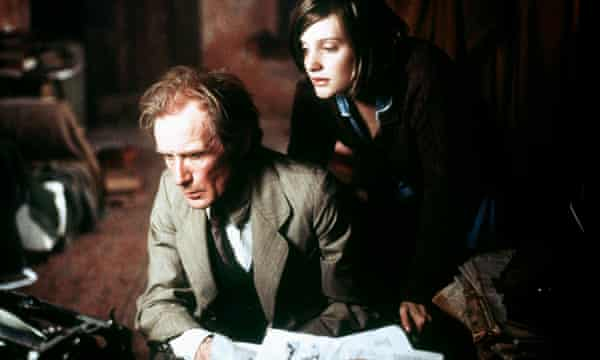 Bill Nighy and Romola Garai in Tim Fywell's 2003 film adaptation of I Capture the Castle
