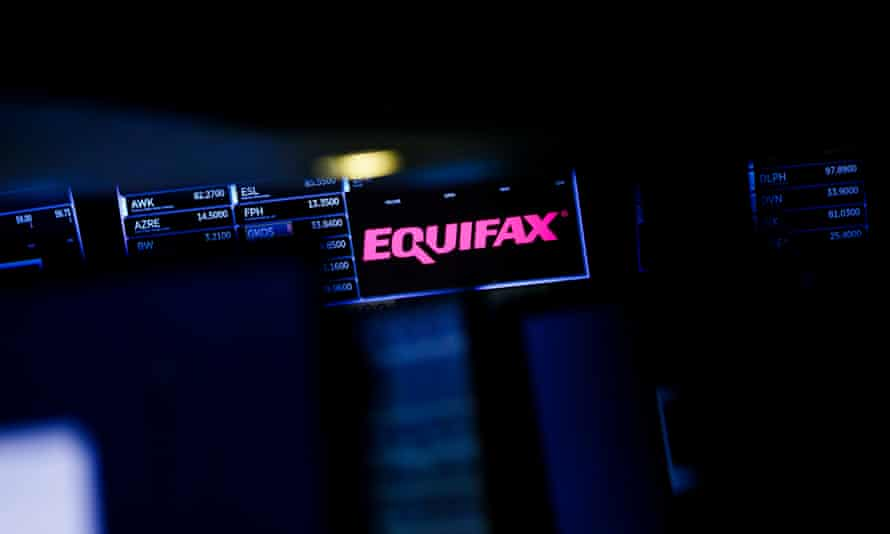 Equifax announced the departures of two executives.