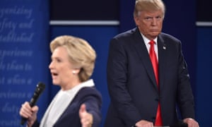 'Hillary Rodham Clinton is hardly perfect, but her flaws are those of a sane human being and a politician – not of an orange troglodytic sexual predator who thrives on hatred.'