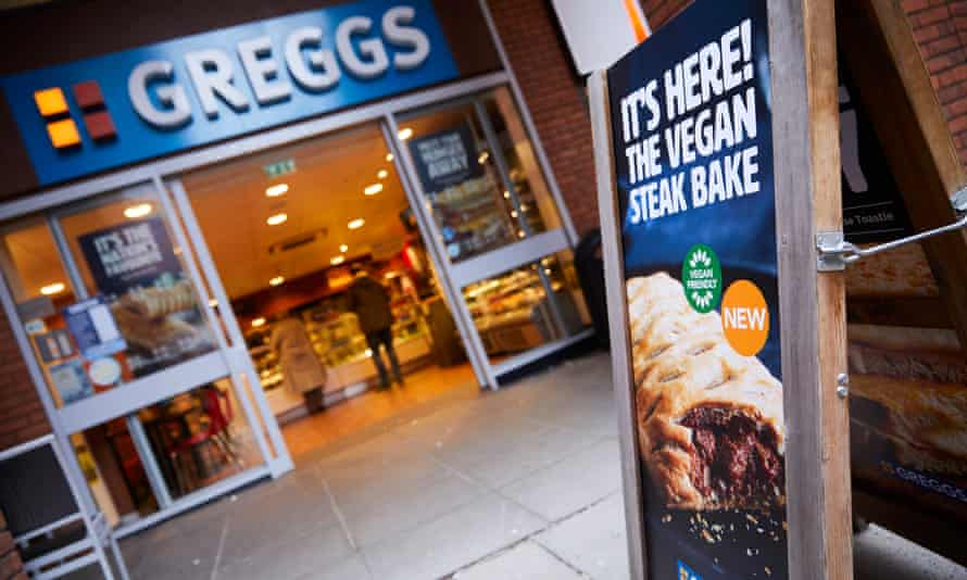 Greggs store