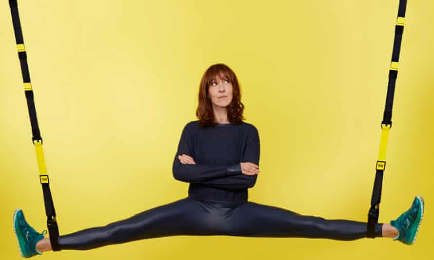 Fit in my 40s: 'I got so into the TRX, I considered installing one at home'  | Health & wellbeing | The Guardian