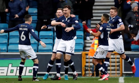 Millwall's Jake Cooper denies Wolves to kick off busy Boxing Day
