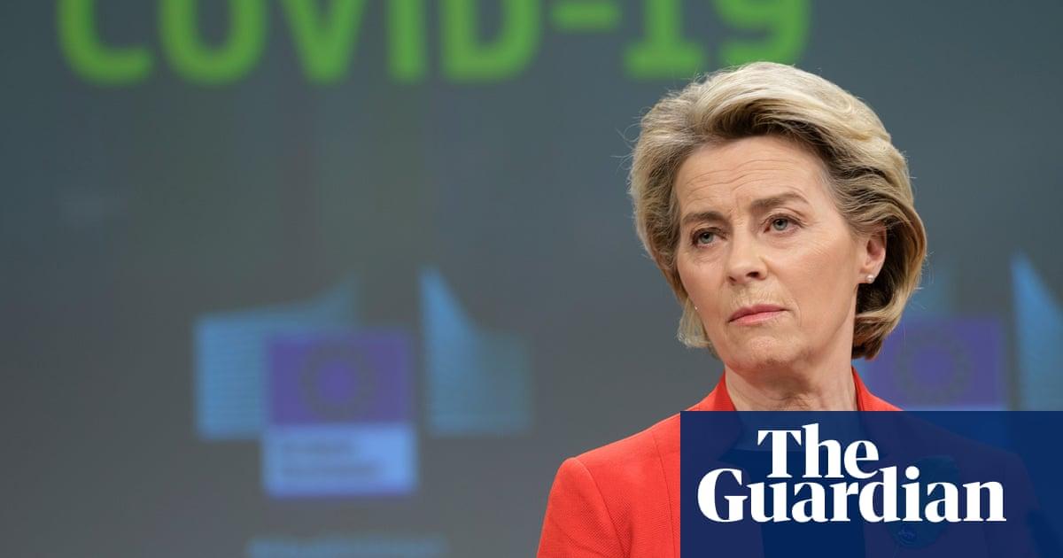 Ursula von der Leyen says EU could halt vaccine exports to UK – video