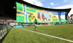 The Portland Timbers are one of the MLS teams who do not play on grass