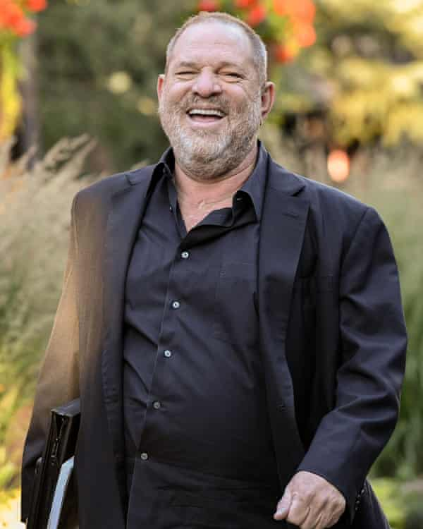 Harvey Weinstein. 'They shared the fear that cruel, influential men could nullify everything they had achieved.'