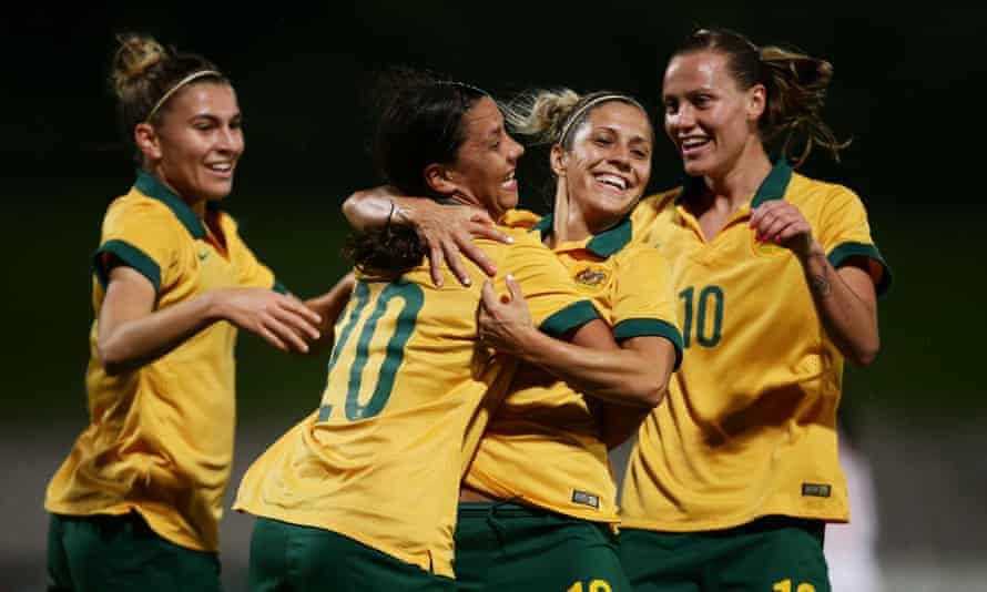 The Matildas' tour of the US was seen as crucial preparation for the Matildas Olympic qualifying effort.