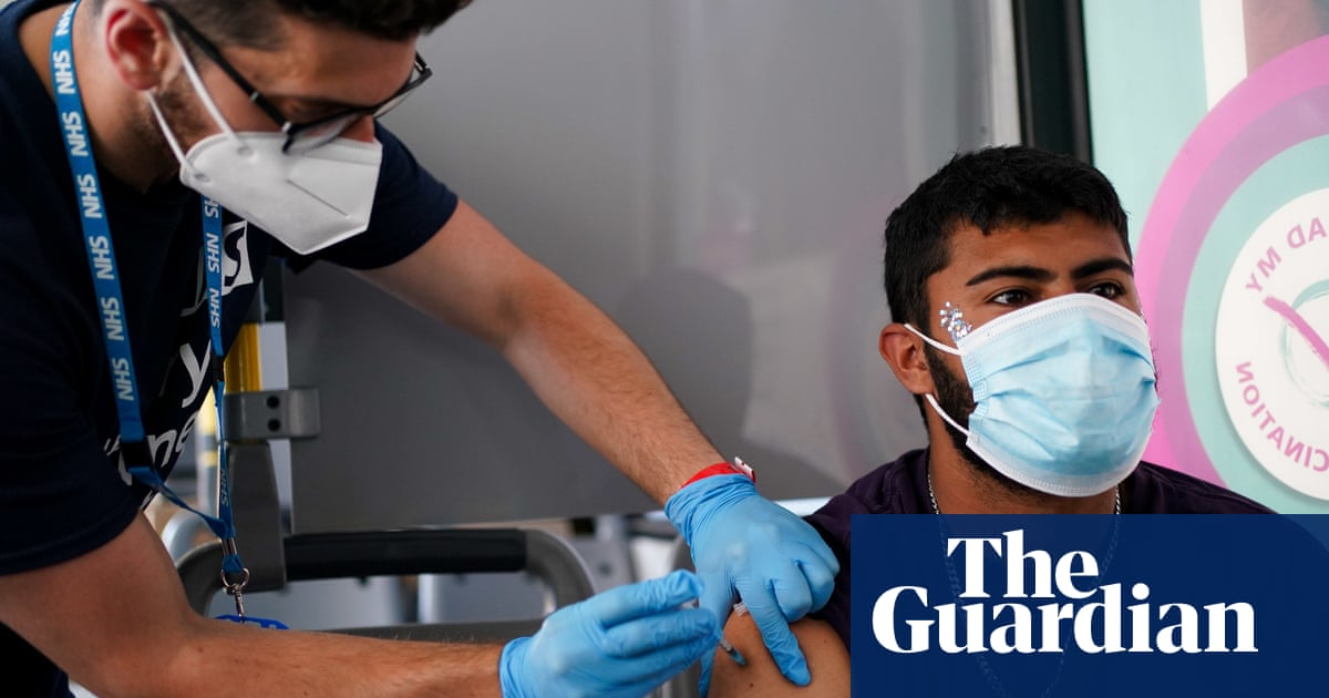 Roll up, roll up: UK circus offers vaccine as take-up slows in under-25s