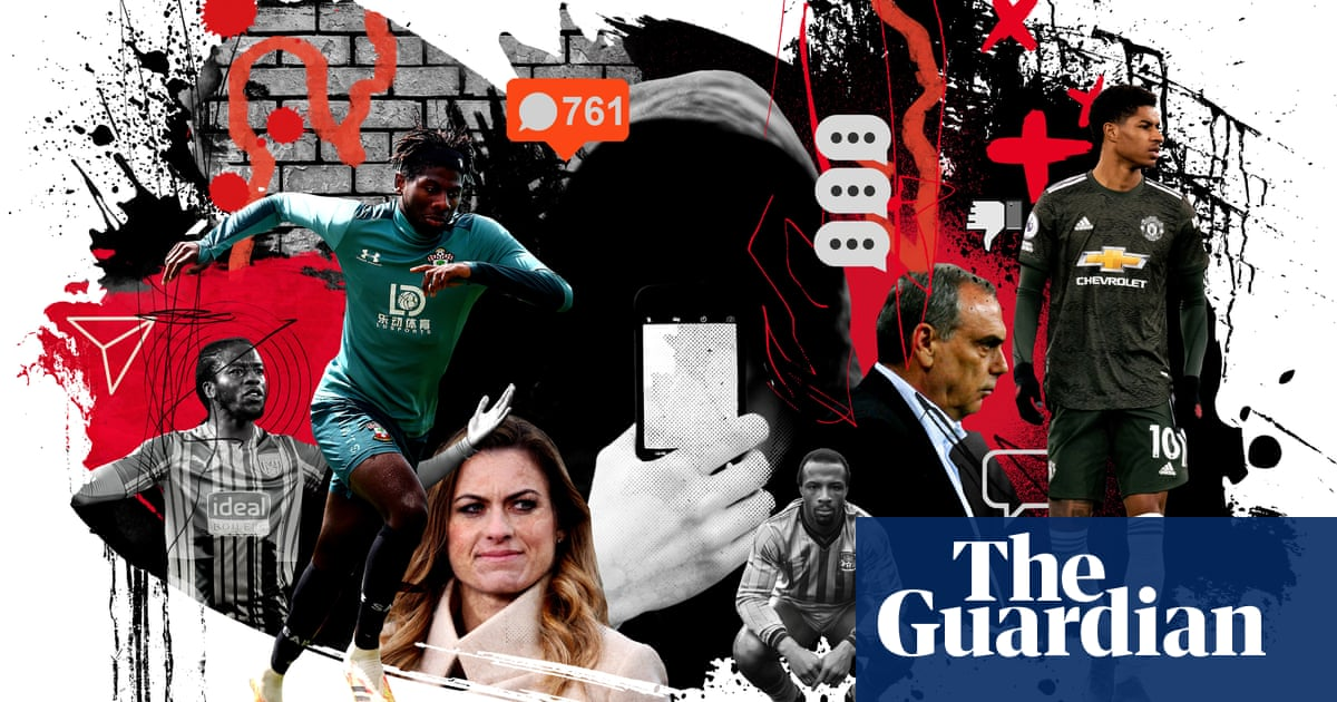 English football is consumed by racism and hatred. Can the cycle be broken? | Jonathan Liew