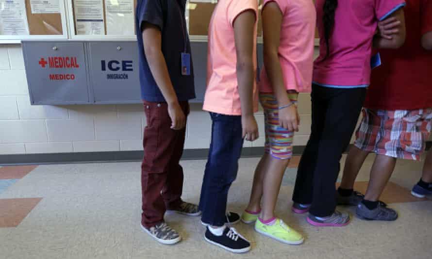 Karnes immigration facility Texas