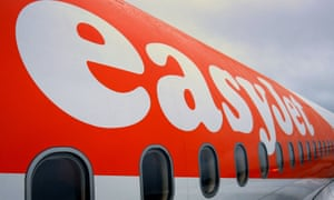 EasyJet aircraft.