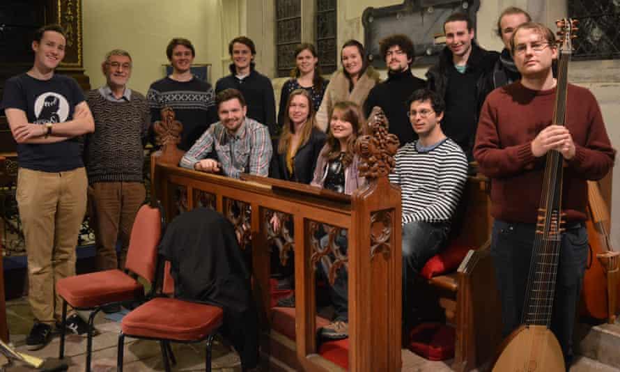 Youthful ensemble … Eboracum Baroque