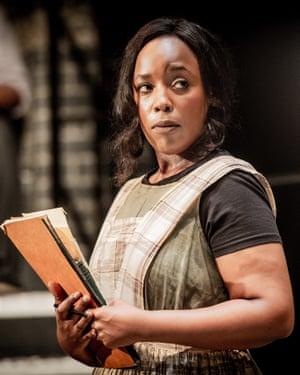 Grace Nyandoro in the title role in Treemonisha.
